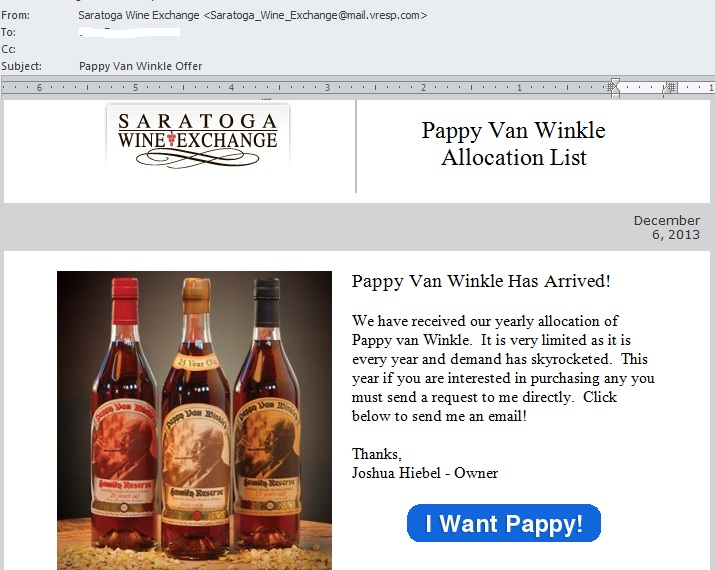 Pappy list